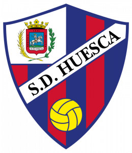 Логотип ФК «Уэска» (Уэска)