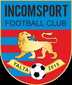 Логотип ФК «Инкомспорт» (Ялта)