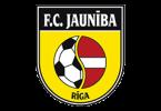 Логотип ФК «Яуниба» (Рига)