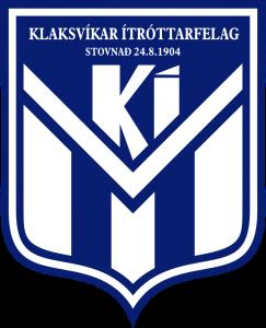 Логотип ФК «КИ Клаксвик» (Клаксвик)