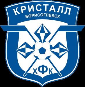 Логотип ФК «Кристалл» (Борисоглебск)