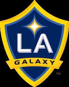 Логотип ФК «Лос-Анджелес Гэлакси» (Лос-Анджелес)