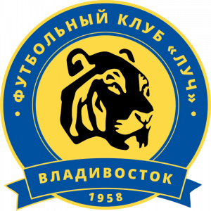 Логотип ФК «Луч» (Владивосток)