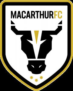 Логотип ФК «Макартур» (Сидней)