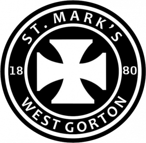 Эмблема St. Mark's (West Gorton)