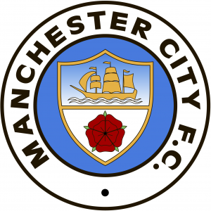 Эмблема «Ман Сити» (1981-1997)