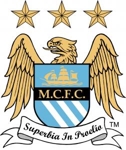 Знак Манчестер Сити с орлом