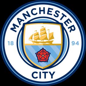 Логотип ФК «Манчестер Сити» (Манчестер)