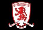 Логотип ФК «Мидлсбро» (Мидлсбро)