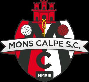 Логотип ФК «Монс Кальпе» (Гибралтар)