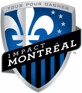 Логотип ФК «Монреаль Импакт» (Монреаль)