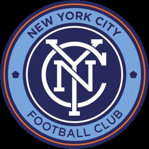Логотип ФК «Нью-Йорк Сити» (Нью-Йорк)