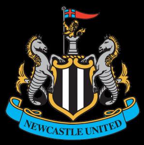 Логотип ФК «Ньюкасл Юнайтед» (Ньюкасл-апон-Тайн)