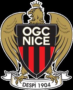 Логотип ФК «Ницца» (Ницца)