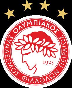 Логотип ФК «Олимпиакос» (Пирей)