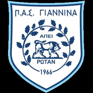 Логотип ФК ПАС (Янина)