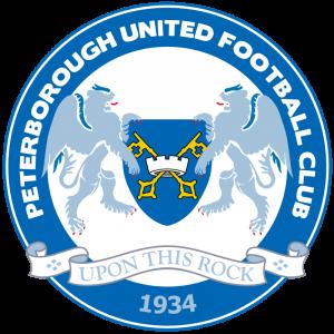 Логотип ФК «Питерборо Юнайтед» (Питерборо)