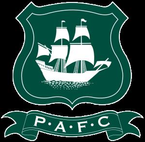 Логотип ФК «Плимут Аргайл» (Плимут)