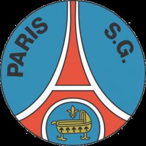 Эмблема ФК «Пари Сен-Жермен» (1970-е годы)
