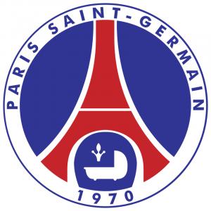 Эмблема ПСЖ (1996-2002)