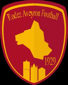 Логотип ФК «Родез» (Родез)