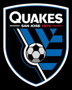 Логотип ФК «Сан-Хосе Эртквейкс» (Сан-Хосе)