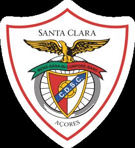 Логотип ФК «Санта-Клара» (Понта-Делгада)