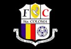 Логотип ФК «Санта-Колома» (Санта-Колома)