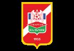 Логотип ФК «Спартак-Нальчик» (Нальчик)