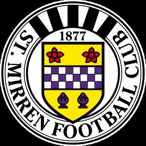 Логотип ФК «Сент-Миррен» (Пейсли)
