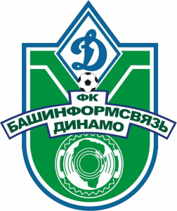 Эмблема ФК «Башинформсвязь-Динамо»