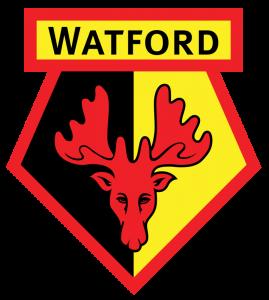 Логотип ФК «Уотфорд» (Уотфорд)
