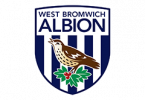 Логотип ФК «Вест Бромвич Альбион» (Уэст-Бромидж)