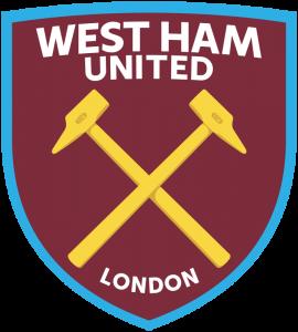 Логотип ФК «Вест Хэм» (Лондон)