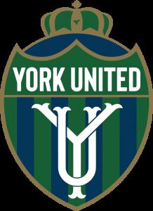 Логотип ФК «Йорк Юнайтед» (Торонто)